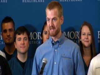 US Ebola patients released from hospital