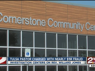 Local pastor pleads not guilty in charges