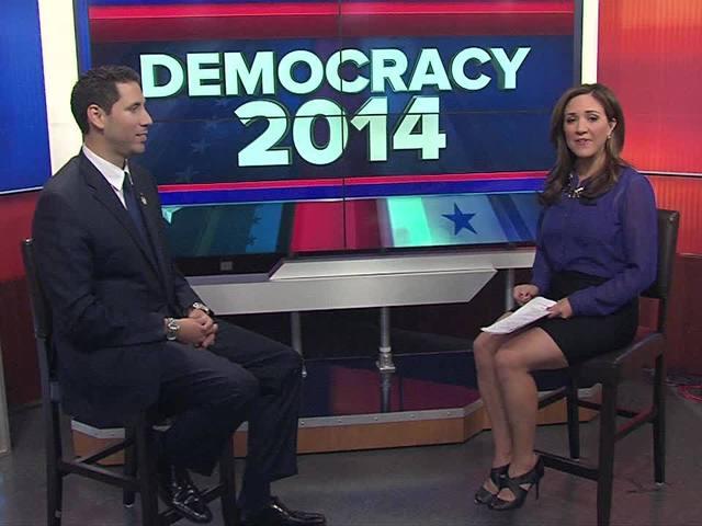 Matt Silverstein, U.S. Senate candidate (D)