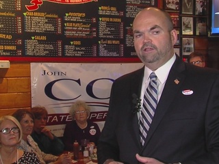 Cox concedes to Hofmeister