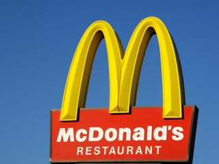 McDonald's recalls Happy Meal toy; choking risk