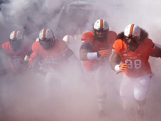 OSU Cowboys beat Louisiana Lions 61-7