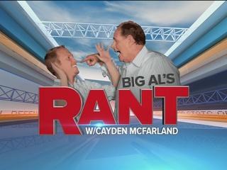 RANT: Big Al, Cayden talk OU, OSU and TU