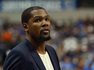 OKC Thunder's Kevin Durant out indefinitely