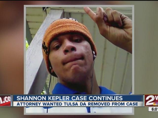 Shannon Kepler Case Continues