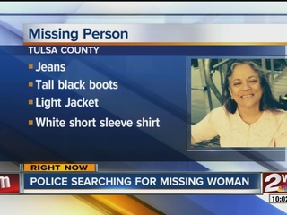 Silver Alert: Laura Russell, of Glenpool