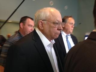 Bates denied bail at Tuesday's hearing