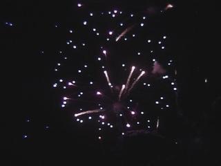 VIDEO: Fireworks display in Bixby