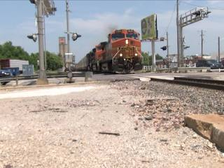 Study: Claremore trains causing issues