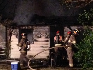 Sapulpa home lost to early morning fire
