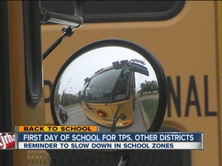 Students start new school year in Tulsa, Bixby, Broken Arrow, Muskogee ...