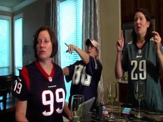 Study: 23M women playing fantasy football