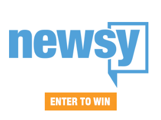 Enter this month's Newsy giveaway