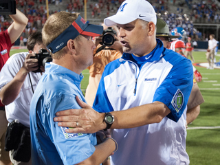Homecoming for TU, Memphis head coach