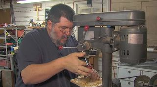 Tahlequah man gives back through woodworking