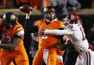 Rudolph questionable for bowl game