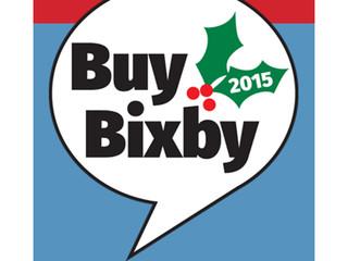 New 2015 Buy Bixby numbers drawn