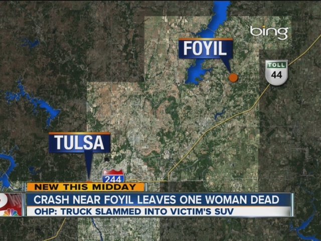 One dead in Rogers County crash