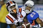Tulsa falls to Virginia Tech, 55-52