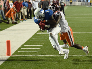 TU vs VT: 2015 Independence Bowl