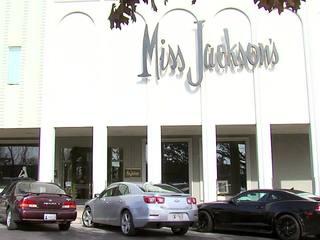 Miss Jackson's closing its doors Tuesday