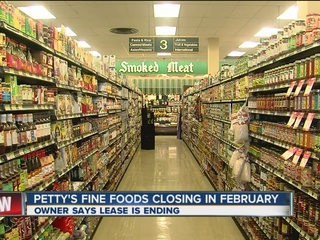 Petty's Fine Foods to close after 70 years