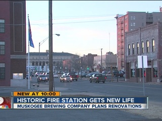 Muskogee brewery gives old fire station new life
