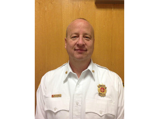 Michael O'Dell named Muskogee Fire Dept. chief