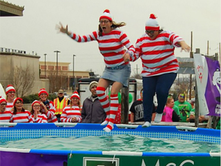Polar Plunge to benefit Special Olympics in OK.