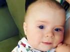 VIDEO: Baby sneezes, says