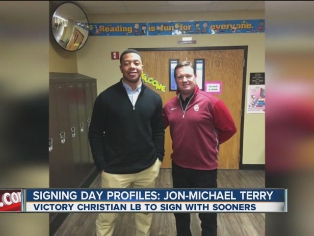 Signing Day Profiles: Jon-Michael Terry