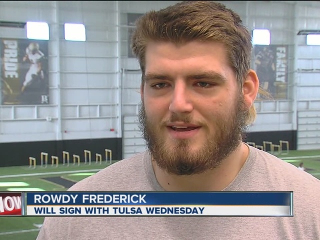 Signing Day Profiles: Rowdy Frederick