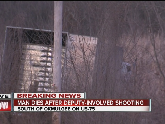 Man Dies After Deputy-Involved Shooting