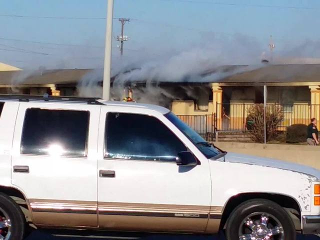 Cause of motel fire determined as child with lighter, say Sapulpa police