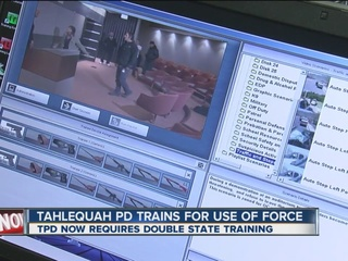 Tahlequah Police increase required training