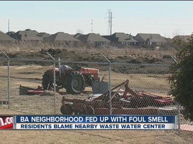 Foul Smell In Broken Arrow Has Neighborhood Fuming