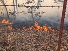 Fires break out across Oklahoma Monday