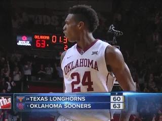 Oklahoma vs. Kansas - The Rematch