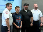 EMSA honors Coweta student as 'everyday hero'