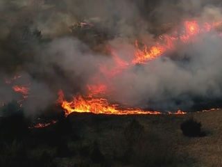 Gov. Mary Fallin lifts burn ban for 53 counties