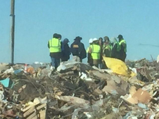 Body discovered in OKC landfill