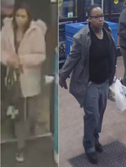 2 wanted by Tulsa police in credit card theft