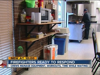 Tulsa fire station gives behind-the-scenes look