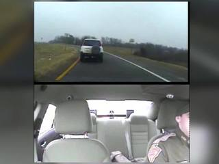 WATCH: Video from Eufaula chase, shootout