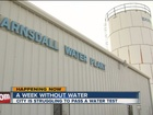 Barnsdall residents without water for a week