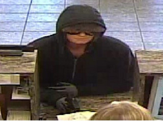 PICS: Bank robbery suspect in Claremore