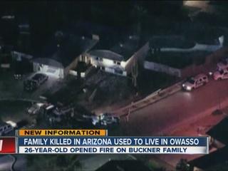 Family killed in Arizona used to live in Owasso