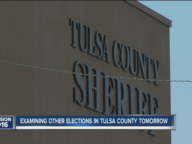 Who are the Tulsa County Sheriff candidates? Nine republicans on ...