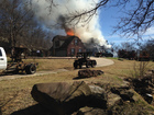 Sapulpa home a 'total loss' after fire