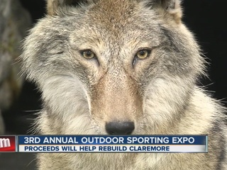 Outdoor Sporting Expo at Claremore Expo Center